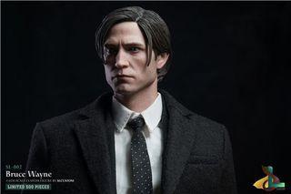 [預訂] SL-CUSTOM 1/6 New Batman 新蝙蝠俠 Bruce Wayne 可動人偶模型