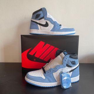 [GS&Men's] Air Jordan 1 University Blue