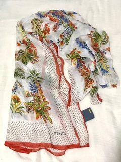 Authentic FENDI Shawl Wrap