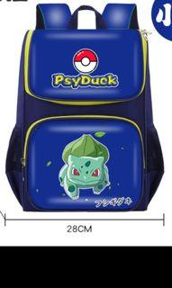 Brand new Bulbasaur Pikachu Pokemon Bag