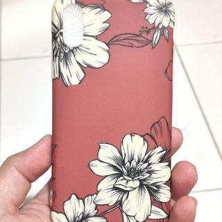 Case Flower Red Iphone X/XS
