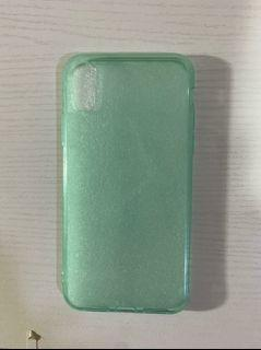 Case Jelly Green Iphone X/XS