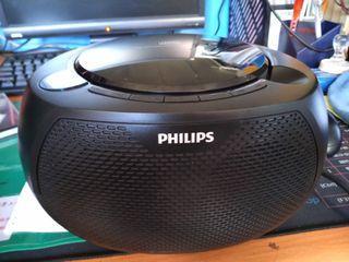 飛利浦手提CD音響/收音機/多媒體喇叭