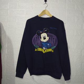Crewneck/sweater Disney Vintage