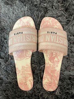 Dior mules oblique sandals