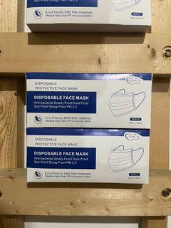 Eco-friendly Disposable Facemask