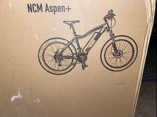 Electric bike ncm aspen plus