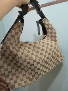 FREE BNEW GUCCI hobo bag large
