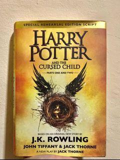 Special Edition - HARRY POTTER - Cursed Child Part 1&2