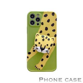 🎉🎉iPhone Case ~ Tiger ( with buckle)