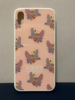 IPhone XS Max Loewe X小飛象手機殼case