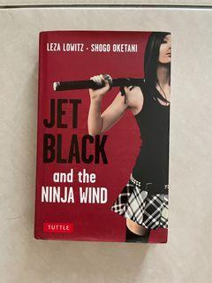 Jet Black & The Ninja Wind
