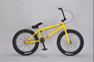 MafiaBikes Kush 2+ Complete BMX 2021 (Delivery 30th July - 5th Aug  2021)