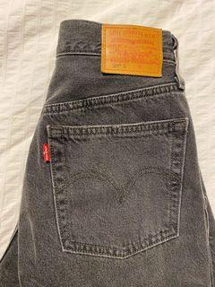 High waisted Levi jeans aritzia