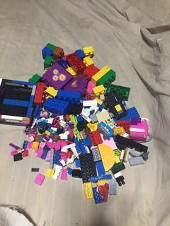 Lots of LEGOS