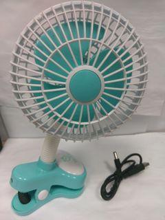 萌萌家ML006夾式電風扇electric fan