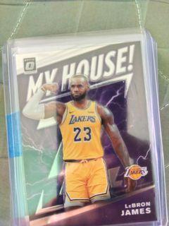 NBA Optic Lebron James MY HOUSE