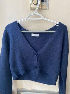 Oak and fort cardigan xs