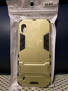 Samsung A10防撞支架手機殼 case