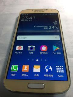 SAMSUNG GALAXY S4 i9500 白色 便宜售(可議)~