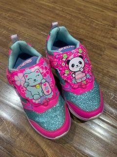 Sepatu anak skechers bisa 2 motif