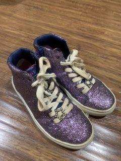 Sepatu anak skechers blink