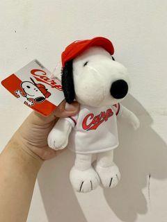 Snoopy Carp Edition Doll Import
