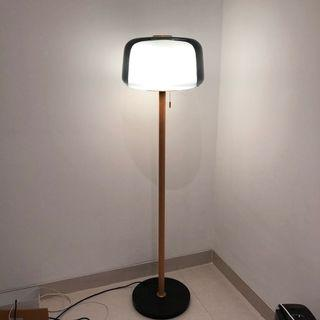 Standing Lamp Marble Ikea Evedal