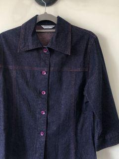 STOCKTON彈性襯衫外套