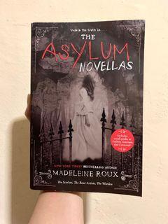 The Asylum Novellas - English Novel - Madeleine Roux