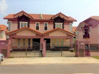 [20%OFF] Klang Taman Aman Perdana 2sty Cluster CORNER EXTRA Land ONLY RM675,000 (Market price RM830,000)