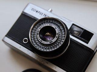 【328】Olympus trip 35 底片相機