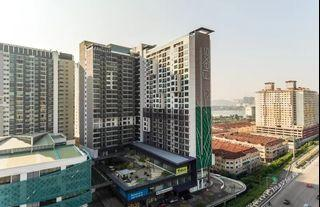 [34%OFF] Flexis ONE SOUTH @Furnished SOHO Studio ONLY RM231,000 (Market value RM350,000)