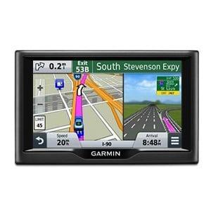 5'' Garmin Nüvi 58 GPS Navigator with Free Lifetime Maps