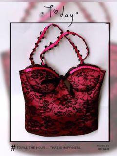 全新性感絲縷蕾絲手提包
