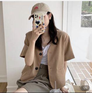 韓版女裝復古外套
