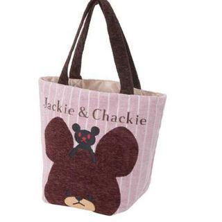 萌貓小店 日本直送-日本小熊學校系列手袋 くまのがっこう ミニバッグ ジャッキーフェイス