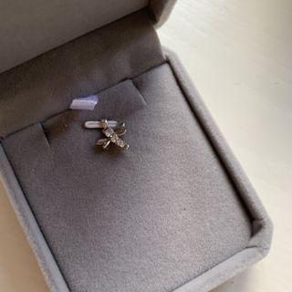 包郵 購自英國 蜻蜓 水晶 吊咀 women accessories charm free ship