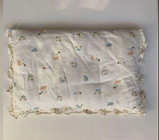 包郵 日本 嬰兒 枕頭 baby bb pillow 只用過幾次 小童 兒童 床上用品 free ship