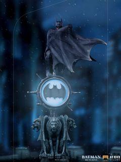[預訂] Iron Studios 1/10 Batman Returns 蝙蝠俠 1992 模型景品