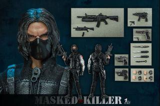(預訂) Nota Studio 1/12 Masked Killer (普通版)