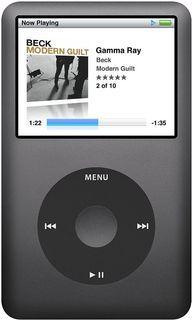 Apple iPod classic (120 GB)