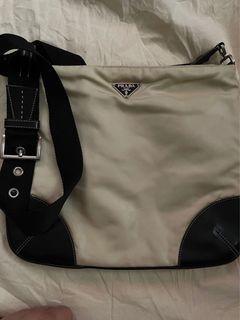 authentic prada sling