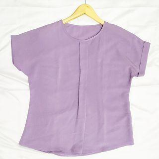 Blouse soft lilac