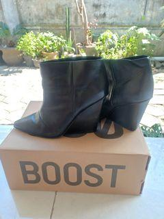 Boots Wedges by Mango