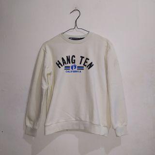 Broken White HangTen Sweater