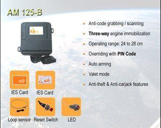 Car Alarm Security System -Suitable for ALL CARS *Plug & Play