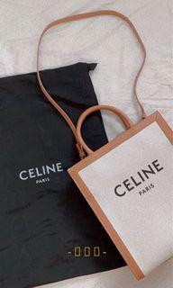 Celine Cabas tote bag M
