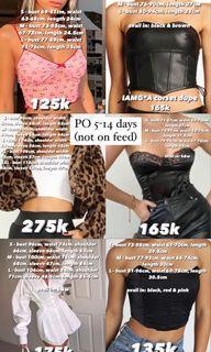 cherry mesh tank, IAMGIA corset dupe, leopard cardigan, black lace corset, white lace corset, dress shirt, corset