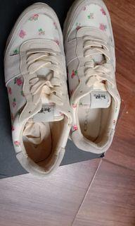coach sneakers limited edition authentic preloved